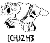 (CH)2H3's Mascot